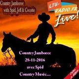 country Jamboree - Spid- country music 28-11-2016