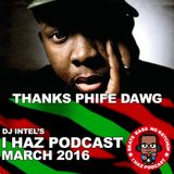 I Haz Phifecast: March 2016