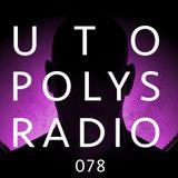 Utopolys Radio 078 - UTO KAREM Live from Sing Sing, Szeged (HU)