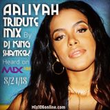 Aliyah tribute mix