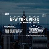 Sebastian Creeps aka Gil G - New York Vibes Radio Show on MyHouseRadio.fm NYC EP027