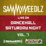 "Sammy Needlz LiVE! On ""Dancehall Saturday Night"" Vol. 7 // November 2015"