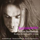 Kanakemata presents Nikos Garavelas