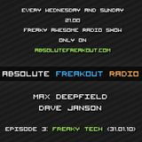 AF RADIO Episode 3: Freaky Tech