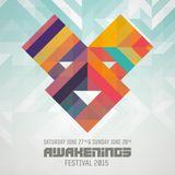 Jasper Wolff & Maarten Mittendorff live @ Awakenings Festival 2015 (Spaarnwoude, The Netherlands) –