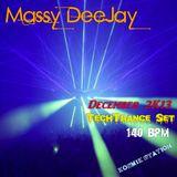 Massy DeeJay - TechTrance Vibes December 2K13
