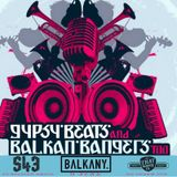 Kevin Louw - Balkany 15min Electro Swing Promo DJ mix for DYR