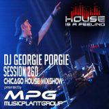 dj Georgie Porgie MPG Radio Show 260