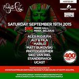 Alex M.O.R.P.H. - Future Sound of Egypt 400 (Belarus) 2015-09-20