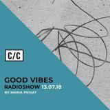 good vibes 13/07/18