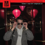 Café Belgique 43 w: N-tone @ Red Light Radio 10-07-2019