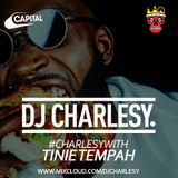 #CharlesyWith Tinie Tempah + 1st Play of All You (Feat Wretch 32 & G Frsh)
