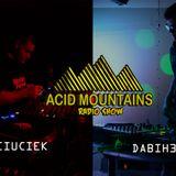 Acid Mountains Radio Show #007 - Dabih303 & Ciuciek 14.12.2016
