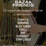 Alex Yurov - Baza & Friends (16.09.17) (Part 1)
