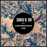 Saku V.VII (Electro & Progressive House Mix)