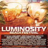 Bryan Kearney - Luminosity Beach Festival 2012 at Zandvoort Beach (live)