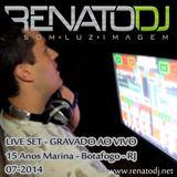 Set Mixado - Festa de 15 anos Marina - Gravado ao vivo - 07/2014