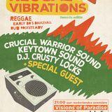 Reggae Vibrations @ Paradiso 22/1/2016 (SET I,II & III)