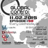 Dan Price - Global Control Episode 198 (11.02.15)