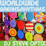 Steve Optix - Worldwide Breaks & Rhythms