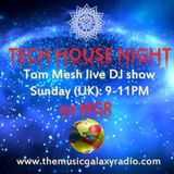 Tech House Night (29.09.2018 Live DJ Show on MGR)