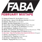 FABA FEBRUARY MIXTAPE
