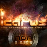 Miguel Serna - Icarus On Tour [Sala NON-Disco][21-05-2016]