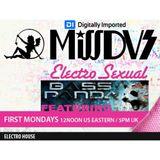Digitally Imported Radio - MissDVS - ElectroSexual 051 (May 2014) Feat; BASS PANDA