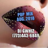 POP Mix Aug. 2018