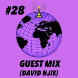 Global Groove #28 David Njie - Space Hip-Hop and Astro Jazz (Guest Mix)