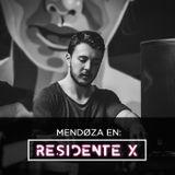 DJ Set MENDØZA Residente X
