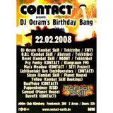Dj Ocram @ Zoom Club, Nuremberg (Ger) 22.02.2008