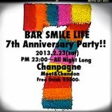 BAR SMILE LIFE 7th Anniversary Mix