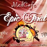 Med Cafe Ultimate EP (15-07-2012) - Mr Mora Session