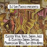 Cornerstone Swing Jazz 45s (7th April 2017)