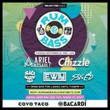 Chizzle - Live From Coyo Taco Wynwood - Rum and Bass