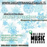 SESION DICIEMBRE 2015 (@DJFranIGLESIAS On the Mix) Junto a @RecordsHoliday