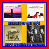 heroes of the 70's   gilbert o'sullivan.albert hammond.america.bread