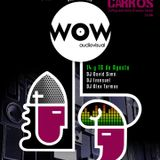 DAVID SIMO Dj Set - WOW audiovisual - 15.08.15 La Font d'en Carròs