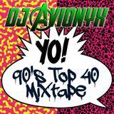 90's Top 40 Mix