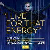 Armin van Buuren Live @ Ultra Music Festival, ASOT 800 Stage, Miami 26-03-2017