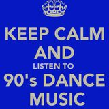 SEDJ 90's Dance Party mixed by Mike DeMaio
