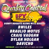 Quality Control - BPY Takeover