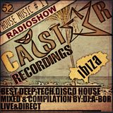 CATSTAR RECORDINGS RADIO SHOW 52 [Best in Ibiza 2016]