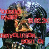 "Voodoo Radio - 19th Feb 2k11 ""Digivolution...sort of."""