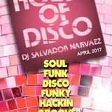 SESSION HOUSE OF DISCO ABRIL 2017