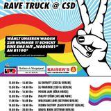 Tom Art@CSD Berlin 22.06.2013 Berlin Summer Rave Truck