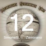 Mundo Stand Up - 12 - Federico Simonetti y Felipe Sanchez