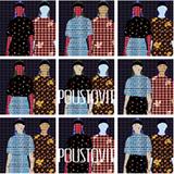 POUSTOVIT fw 2009 -10 - soundtrack (mix by Dj DerBastler)
