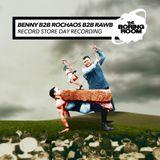Benny B2B Rochaos B2B Rawb (Record Store Day Recording)